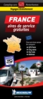 France Motorhome Stopovers : Trailers Park Maps - Book