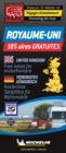 United Kingdom - Motorhome Stopovers : Trailers Park Maps - Book