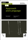 Basics Graphic Design 01: Approach and Language - Book