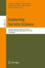Exploring Service Science : 9th International Conference, IESS 2018, Karlsruhe, Germany, September 19-21, 2018, Proceedings - eBook