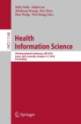 Health Information Science : 7th International Conference, HIS 2018, Cairns, QLD, Australia, October 5-7, 2018, Proceedings - eBook
