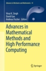 Advances in Mathematical Methods and High Performance Computing - eBook