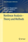 Nonlinear Analysis - Theory and Methods - eBook