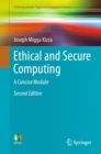 Ethical and Secure Computing : A Concise Module - eBook
