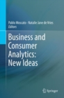 Business and Consumer Analytics: New Ideas - Book