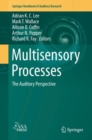 Multisensory Processes : The Auditory Perspective - eBook