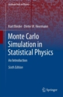 Monte Carlo Simulation in Statistical Physics : An Introduction - eBook