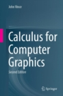 Calculus for Computer Graphics - Book