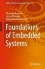 Foundations of Embedded Systems - Book