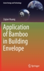 Application of Bamboo in Building Envelope - Book