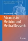 Advances in Medicine and Medical Research - Book