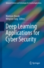 Deep Learning Applications for Cyber Security - eBook