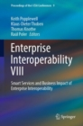 Enterprise Interoperability VIII : Smart Services and Business Impact of Enterprise Interoperability - eBook