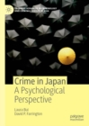Crime in Japan : A Psychological Perspective - eBook