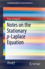 Notes on the Stationary p-Laplace Equation - Book
