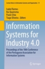 Information Systems for Industry 4.0 : Proceedings of the 18th Conference of the Portuguese Association for Information Systems - eBook