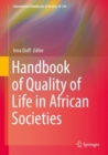 Handbook of Quality of Life in African Societies - Book