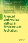 Advanced Mathematical Methods in Biosciences and Applications - eBook