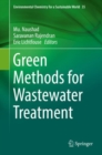 Green Methods for Wastewater Treatment - Book