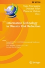 Information Technology in Disaster Risk Reduction : Second IFIP TC 5 DCITDRR International Conference, ITDRR 2017, Sofia, Bulgaria, October 25-27, 2017, Revised Selected Papers - eBook