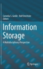Information Storage : A Multidisciplinary Perspective - Book