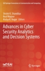 Advances in Cyber Security Analytics and Decision Systems - Book
