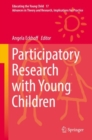 Participatory Research with Young Children - Book