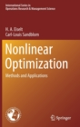 Nonlinear Optimization : Methods and Applications - Book