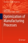Optimization of Manufacturing Processes - Book