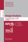 Image Analysis : 21st Scandinavian Conference, SCIA 2019, Norrkoeping, Sweden, June 11-13, 2019, Proceedings - Book