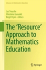 The 'Resource' Approach to Mathematics Education - eBook