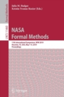 NASA Formal Methods : 11th International Symposium, NFM 2019, Houston, TX, USA, May 7-9, 2019, Proceedings - Book
