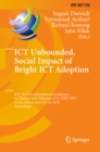 ICT Unbounded, Social Impact of Bright ICT Adoption : IFIP WG 8.6 International Conference on Transfer and Diffusion of IT, TDIT 2019, Accra, Ghana, June 21-22, 2019, Proceedings - eBook