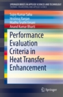 Performance Evaluation Criteria in Heat Transfer Enhancement - eBook