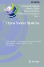 Open Source Systems : 15th IFIP WG 2.13 International Conference, OSS 2019, Montreal, QC, Canada, May 26-27, 2019, Proceedings - eBook