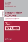 Computer Vision - ACCV 2018 : 14th Asian Conference on Computer Vision, Perth, Australia, December 2-6, 2018, Revised Selected Papers, Part II - Book