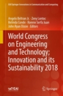 World Congress on Engineering and Technology; Innovation and its Sustainability 2018 - Book