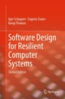 Software Design for Resilient Computer Systems - Book