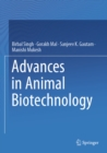 Advances in Animal Biotechnology - eBook