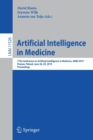 Artificial Intelligence in Medicine : 17th Conference on Artificial Intelligence in Medicine, AIME 2019, Poznan, Poland, June 26-29, 2019, Proceedings - Book
