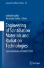 Engineering of Scintillation Materials and Radiation Technologies : Selected articles  of ISMART2018 - Book