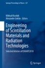 Engineering of Scintillation Materials and Radiation Technologies : Selected Articles  of ISMART2018 - eBook
