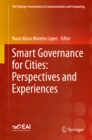 Smart Governance for Cities: Perspectives and Experiences - eBook
