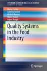 Quality Systems in the Food Industry - Book