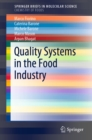 Quality Systems in the Food Industry - eBook