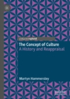 The Concept of Culture : A History and Reappraisal - eBook