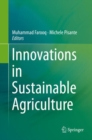 Innovations in Sustainable Agriculture - Book