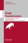 Graph Transformation : 12th International Conference, ICGT 2019, Held as Part of STAF 2019, Eindhoven, The Netherlands, July 15-16, 2019, Proceedings - eBook