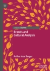 Brands and Cultural Analysis - eBook