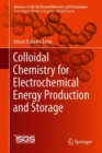 Colloidal Chemistry for Electrochemical Energy Production and Storage - Book